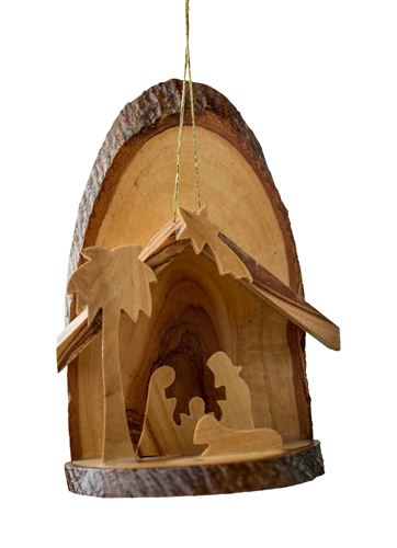 The Finest Olive Wood Christmas Ornaments Nativities And Crosses From The Holy Land