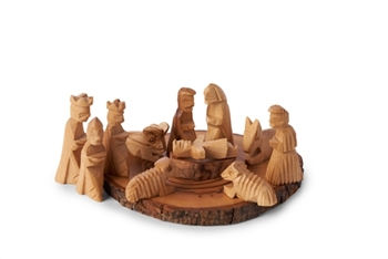 NS01 - Mini Nativity Set - 2""